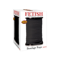 CORDA BDSM ROSSA FETISH FANTASY SERIES BONDAGE ROPE BLACK