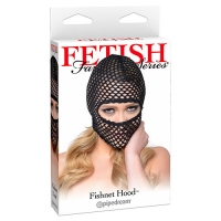 MASCHERA A RETE FETISH FANTASY SERIES FISHNET HOOD