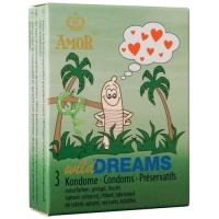 PROFILATTICI STIMOLANTI AMOR WILD DREAMS 3 PZ