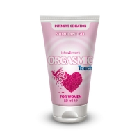 GEL STIMOLANTE ORGASMIC TOUCH FOR WOMEN 50ML