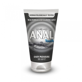 LUBRIFICANTE ANALE ANAL TOUCH 50  ML