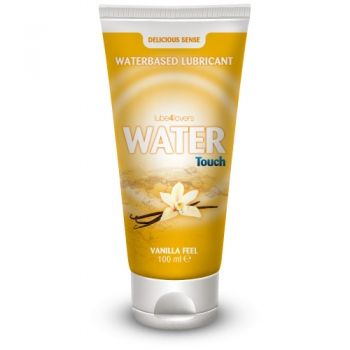 LUBRIFICANTE ALL'ACQUA WATER TOUCH VANILLA 100ML