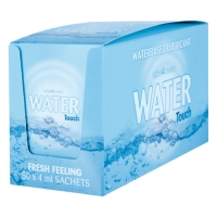 LUBRIFICANTE ALL'ACQUA WATER TOUCH BOX 50 PER SACHET
