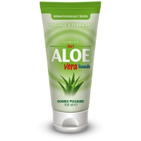 LUBRIFICANTE 2 IN 1 ALOE VERA TOUCH GEL 100ML
