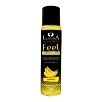 LUBRIFICANTE FEEL FRAGRANCE BANANA 60 ML