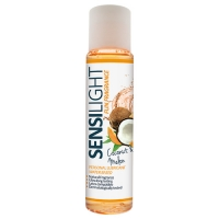LUBRIFICANTE SENSILIGHT FUN FRAGRANCE COCONUT AND MELON 60 ML