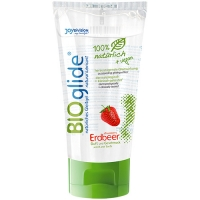 LUBRIFICANTE COMMESTIBILE FRAGOLA BIOGLIDE ERDBEER 80 ML