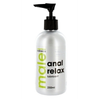 LUBRIFICANTE ANALE MALE COBECO ANAL RELAX LUBRICANT 250ML