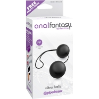 FALLO ANALE VIBRO BALLS ANAL FANTASY COLLECTION