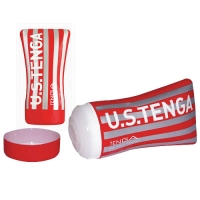 MASTURBATORE TENGA SOFT TUBE CUP RED