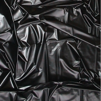 TELO COPRILETTO IN LATEX SEXMAX WETGAMES 180X260 BLACK