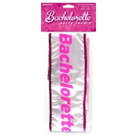 FASCIA DA ADDIO AL NUBILATO BACHELORETTE PARTY FAVORS MISS BACHELORETTE FLASHING SASH